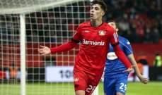 ليفركوزن يستهدف ثنائي ريال مدريد ضمن صفقة هافيرتز