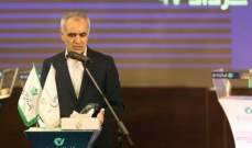 رئيس الاتحاد الايراني رداً على قرار الاتحاد الاسيوي: اهانة لشعب كامل