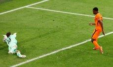 كأس أوروبا: دمفريس قطار هولندا السريع