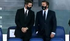 روما يطيح بإداريّين في النادي بعد خطأ التبديلات الستّة