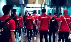 اكتمال وصول الفرق الى الدوحة لاستئناف دوري أبطال آسيا