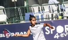 اليوم السابع لدورة نادي الـATCL  السنوية المفتوحة في التنس