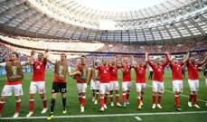 ابرز احصاءات مباراة فرنسا أمام الدنمارك