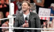 صفحة WWE تستذكر اخر لحظات ايدج