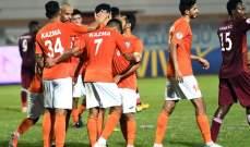 الدوري الكويتي: فوز كاظمة على النصر