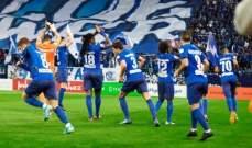 الدوري السعودي: انتصار صعب ومتأخر للهلال على الاتحاد