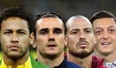 نظرة على المنتخبات المرشّحة للفوز بكأس العالم