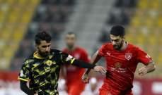 الدوري القطري: الدحيل يكتفي بالتعادل في معقل قطر