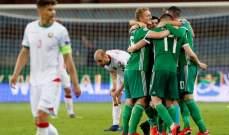 ارقام واحصاءات من مباريات تصفيات يورو 2020