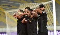 دوري ابطال افريقيا: الاهلي المصري يتخطى الوداد المغربي ويضع قدما في النهائي