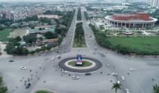 إنتهاء الأعمال في حلبة فيتنام