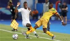 كأس امم افريقيا: ساحل العاج تطيح بمالي وتتأهل لدور الربع نهائي