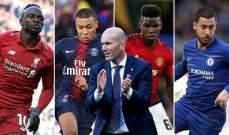 ريال مدريد ينفي تقديمه اي عرض لضم مبابي