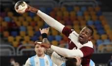 مونديال اليد: فوز بشق الانفس لقطر واسبانيا تغلب المجر