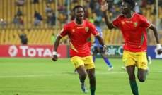 أمم أفريقيا للاعبين المحليين: التعادل يمنح غينيا وزامبيا التأهل