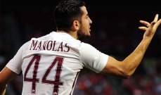 مانولاس مرشح للانتقال الى الدوري الاسباني