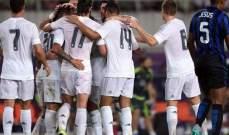 ريال مدريد يضرب الانتر بثلاثية،بورتو وشالكه حبايب وسقوط الهلال السعودي