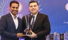 الاتحاد الدولي للسيارات يكرم أبطال الشرق الأوسط في بيروت