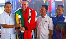 جت سكي: محمود وعامر عيتاني يشاركان  في بطولة العالم للاكوابايك