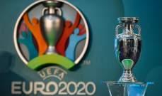 ترتيب المجموعات في التصفيات المؤهلة لكأس أوروبا 2020