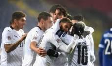 تعرف على مواعيد مباريات نصف نهائي ونهائي دوري الأمم الأوروبية