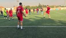 خاص- منتخب لبنان يخوض تمارينه على ملعب العهد إستعدادا لكوريا الجنوبية