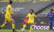 ترتيب الدوري السعودي بعد الجولة 20 : النصر يحرم الهلال من ملاحقة الشباب وتعثر الاتحاد
