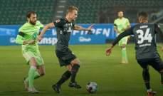 الدوري الالماني: فوز مثير لفولفسبورغ على فيردر بريمن