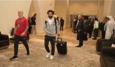 ليفربول بالفريق الأول في قطر والشباب لخوض كأس الرابطة