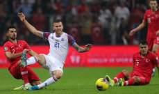تصفيات يورو 2020: تركيا تضمن التأهل بالرغم من التعادل امام ايسلندا