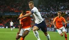 تقييم اداء لاعبي مباراة هولندا وإنكلترا