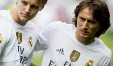 مستقبل نجوم ريال مدريد غامض