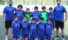 هوبس بطل كأس بيروت بكرة القدم