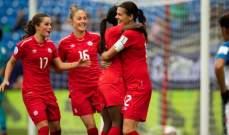 بطولة الكأس الذهبية : اميركا وكندا الى مونديال السيدات