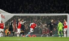 الدوري الانكليزي: ارسنال يصالح جماهيره بفوز صريح امام مانشستر يونايتد