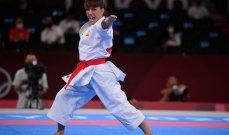 طوكيو 2020: سانشيز تهدي اسبانيا ميدالية في الكاراتيه