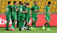 الدوري الاماراتي: شباب الاهلي دبي يفوز على الوصل في استاد زعبيل