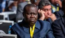 فرنسا ستسلم مسؤولا في اتحاد القدم الإفريقي للمحكمة الجنائية الدولية