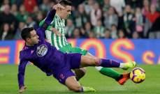 الليغا : ريال بيتيس يفسد فرحة سيلتا فيغو ويجره للتعادل