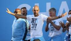 غوارديولا يتحدث عن عودة لاعبيه الدوليين