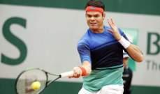 بطولة ويمبلدون المفتوحة : راونيتش الى الدور الثالث