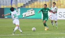 الدوري المصري: الاتحاد السكندري يكتفي بالتعادل امام المصري