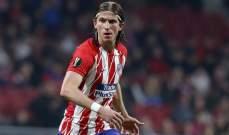 برشلونة يضع عينه على ظهير اتلتيكو مدريد