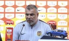 كوزمين يكشف موقفه من تدريب منتخب الإمارات