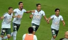 المصري يخطف التعادل من بيراميدز في مباراة مجنونة