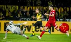 خاص:  أبرز إحصاءات مرحلة الذهاب من الدوري الألماني لكرة القدم
