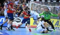 بطولة العالم لكرة اليد : النروج تواجه الدنمارك في النهائي