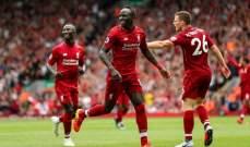 ليفربول يحقق انتصاره الـ 500 في الدوري الانكليزي
