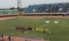 غامبيا تبقي على آمالها بالتأهل الى كأس افريقيا بفوز ثمين على بنين