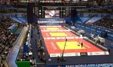 روسيا تفوز ببرونزية بطولة العالم للجودو تحت أنظار بوتين